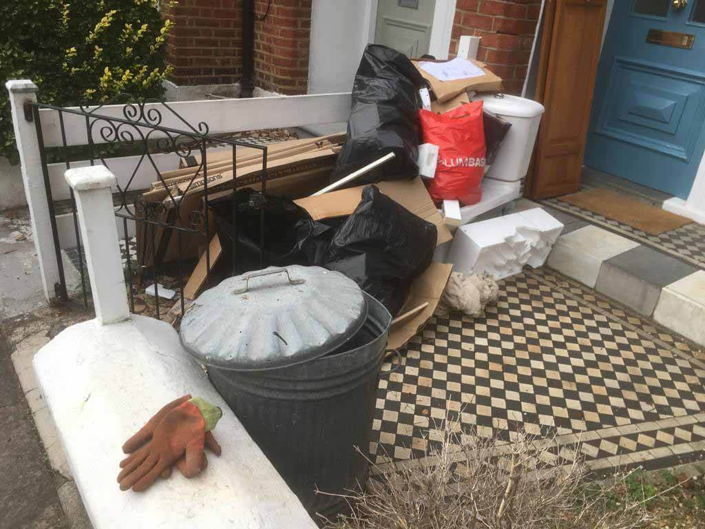 skip hire bromley