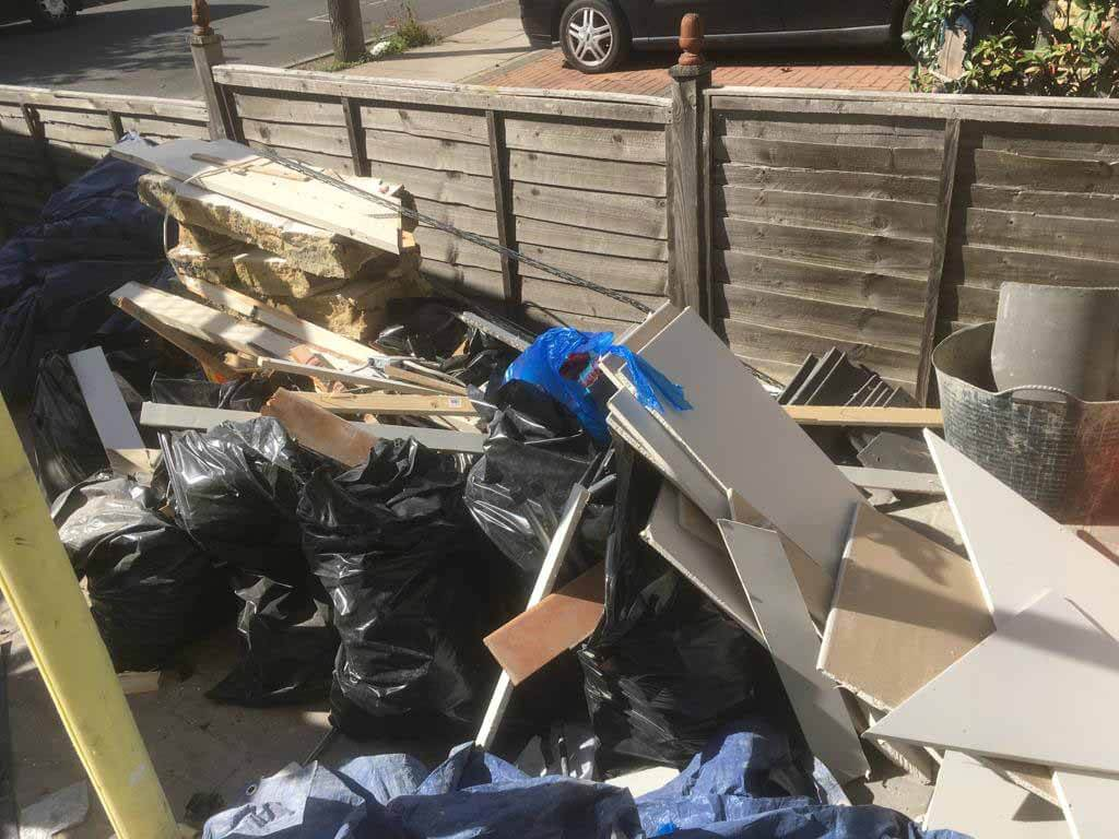 skip hire services bromley